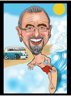 Digital Caricatures: from £40