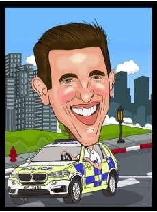 Full Detail Caricature: From £55
