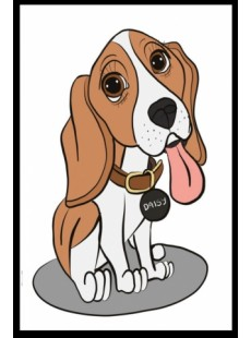 Pet Caricatures: Click for more examples
